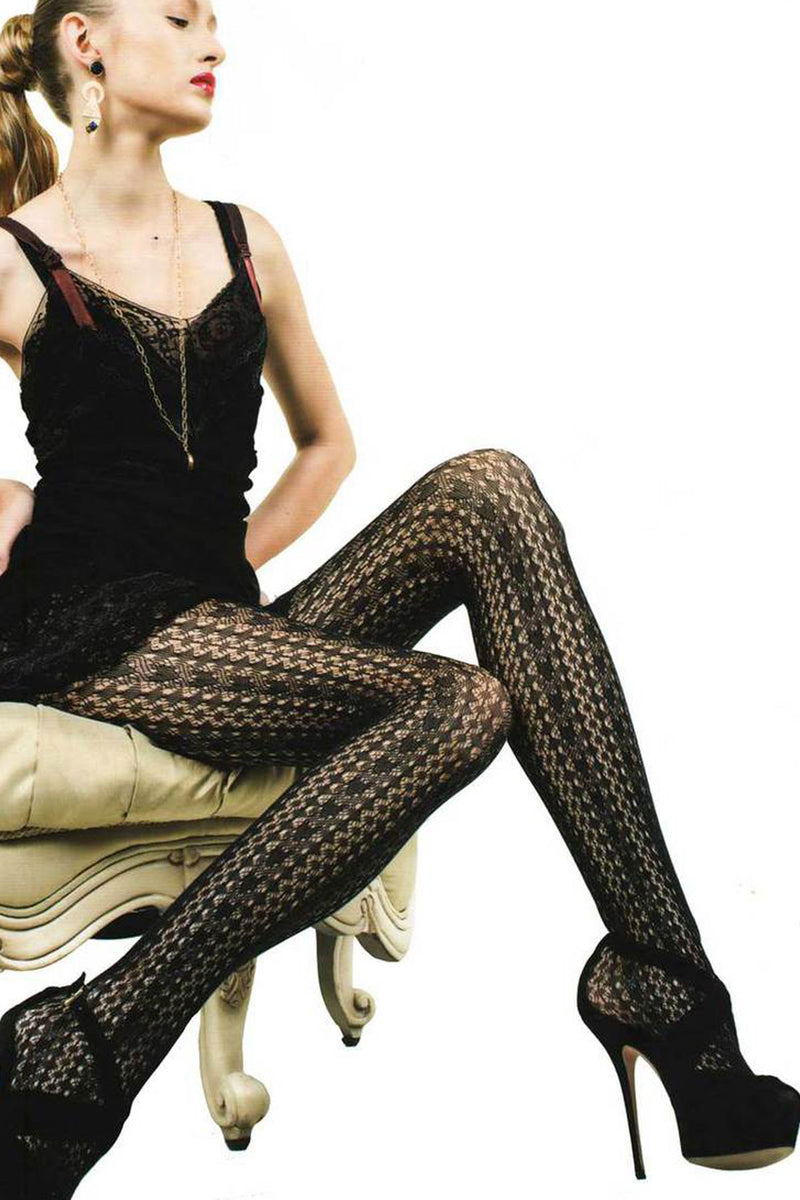 Linear lace tights - shopjessicalouise.com