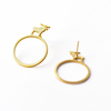 Moose Earrings | Brincos Alce