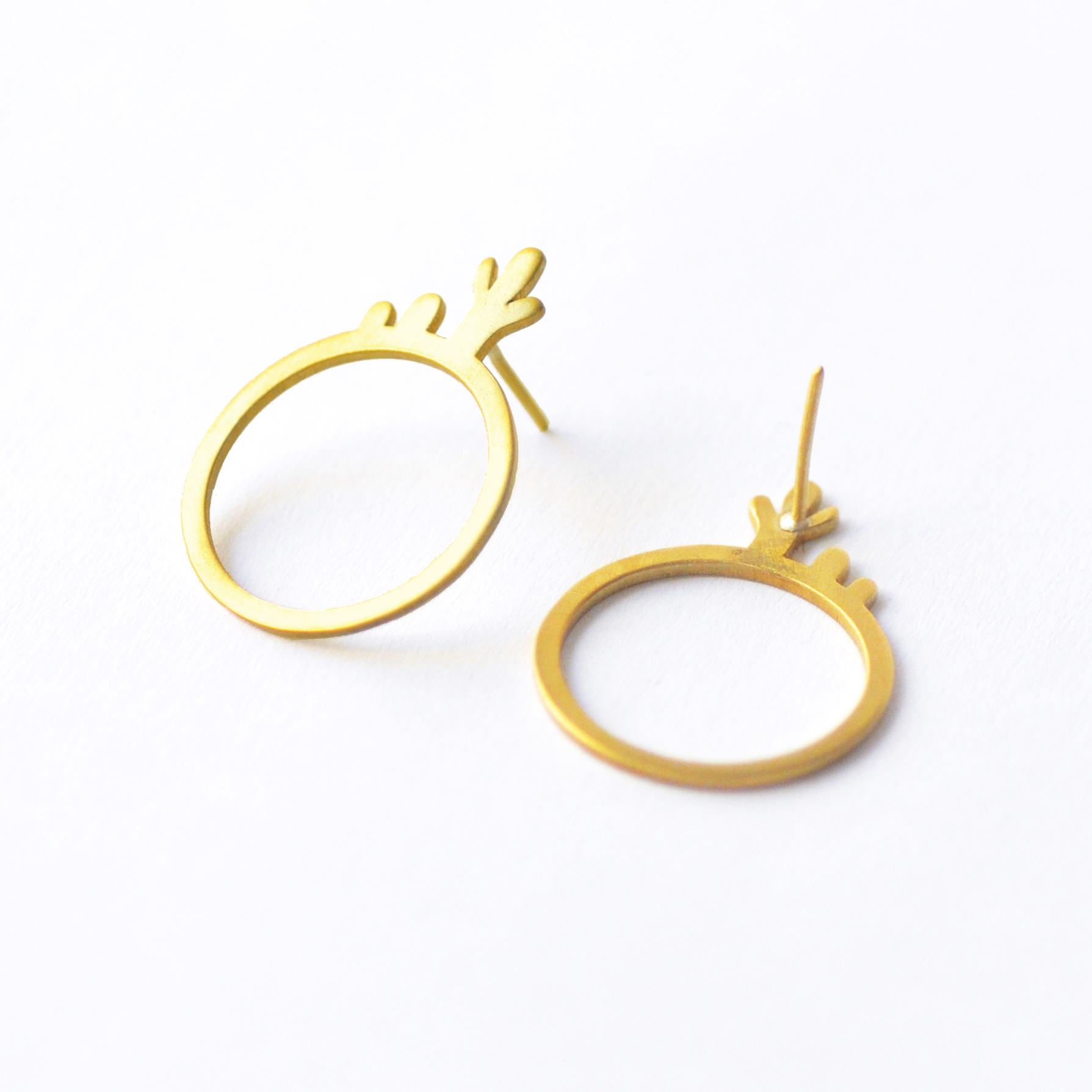 Cactus Earrings | Brincos Cacto