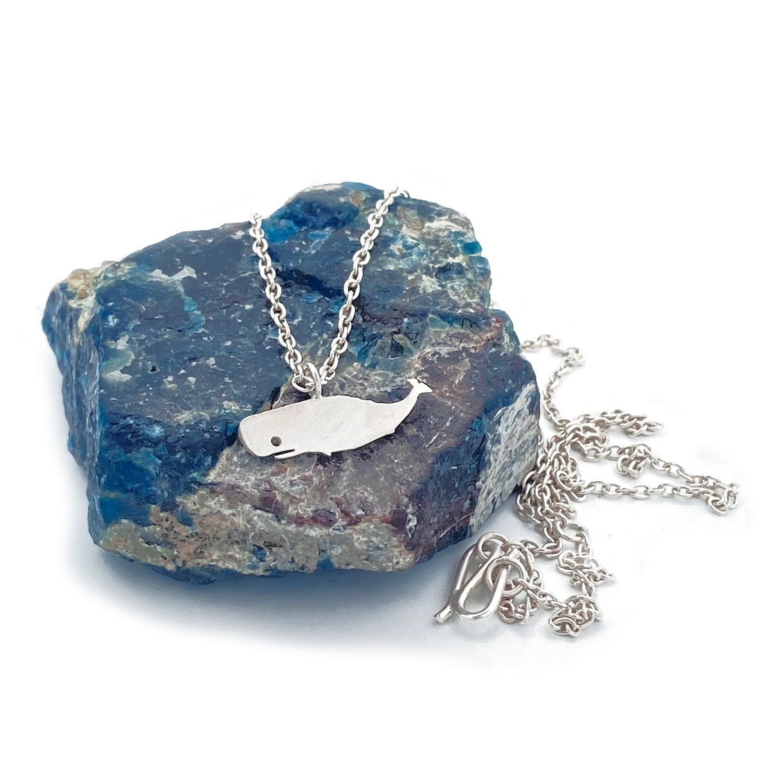 Whale Necklace | Colar Baleia