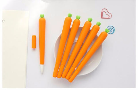 Carrot Gel Ink Pen