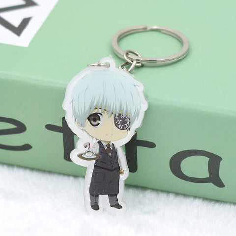 Tokyo Ghoul Keychains