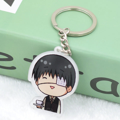 Tokyo Ghoul Keychains 2