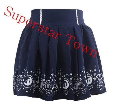 Sailor Moon Cat Skirt