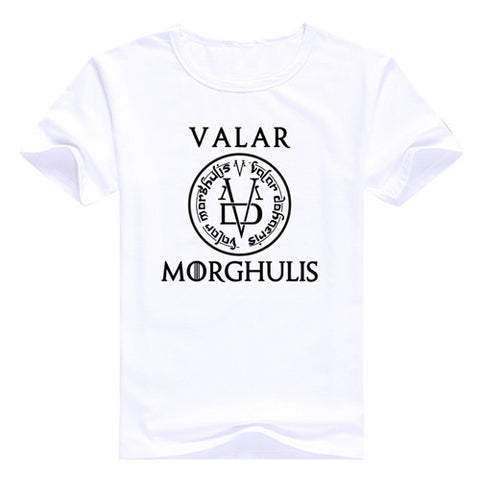 Game of Thrones T-Shirt - Valar Morghulis