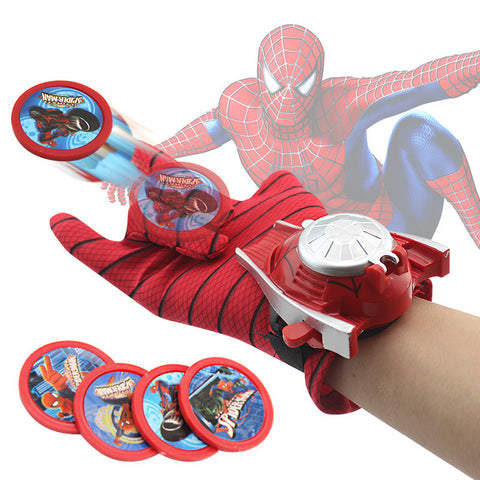 Batman or Spider Man toy Launcher - Kawaii Honbu