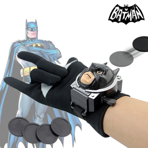 Batman or Spider Man toy Launcher