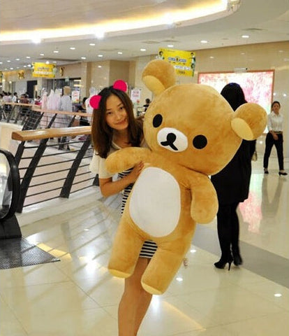 Rilakkuma Bear Plush Large Size - Type 1