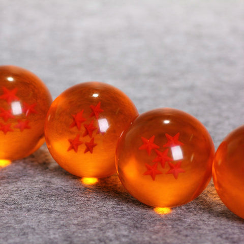 Dragon Ball Z Dragon Crystal Ball Diameter 4cm