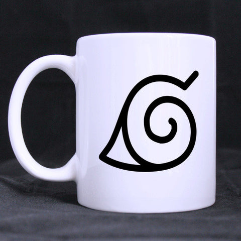 Naruto Personalized Ceramic Cups - Various Designs