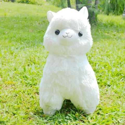 Cute! Alpaca Stuffed Toy