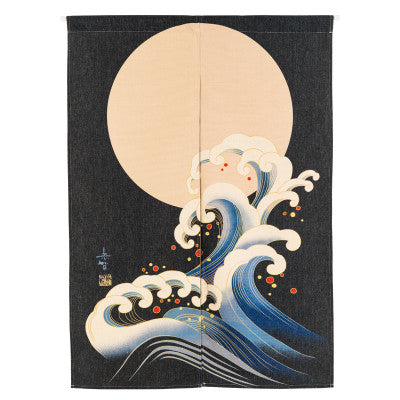 Japanese Style Door Curtain  Tapestry 85x120cm/85x90cm - 5 Different Styles