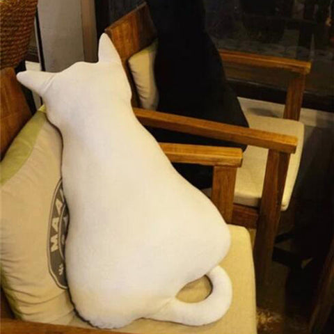 Cat Stuffed Cushion Pillow Sofa Decorative - 3 Different Styles