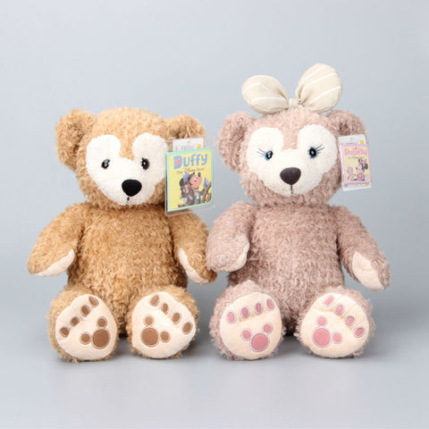 Duffy Bear & Shelliemay Teddy Bear Stuffed Plush 30 cm