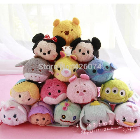 Assorted Small Plushies - 27 Different Styles