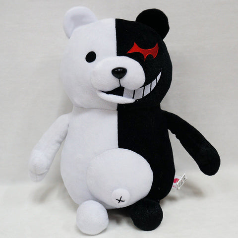 Anime Danganronpa Monokuma Bear Soft Plush Toy