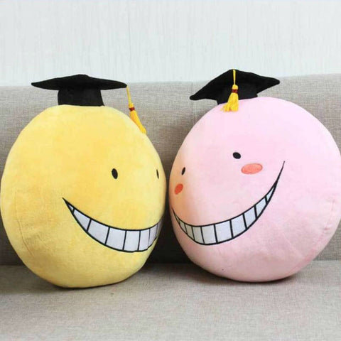 Assassination Classroom Korosensei Plush Toys - Kawaii Honbu