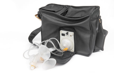 portable electric breast pump