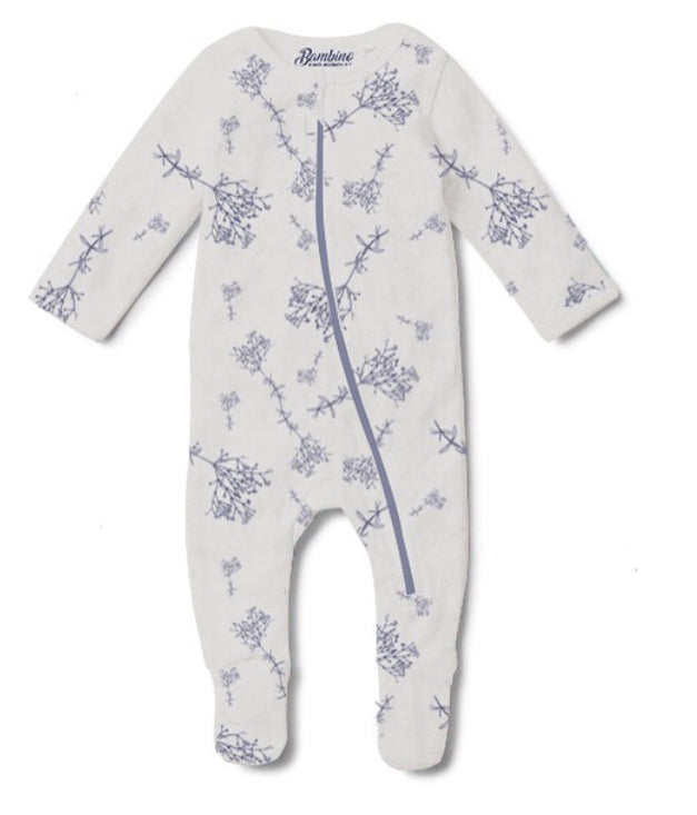 Baby Breathe Long Sleeve Jumpsuit