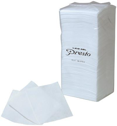 Presto Cotton Lint Free Wipes x 500