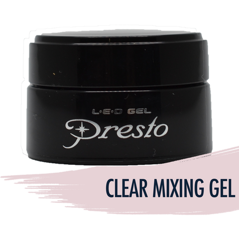 Presto Mixing Clear Gel - Jar