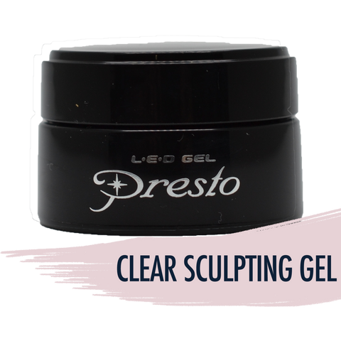 Presto Sculpting Gel - CLEAR