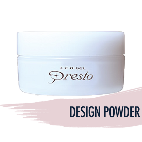 Presto Design Powder For Gel