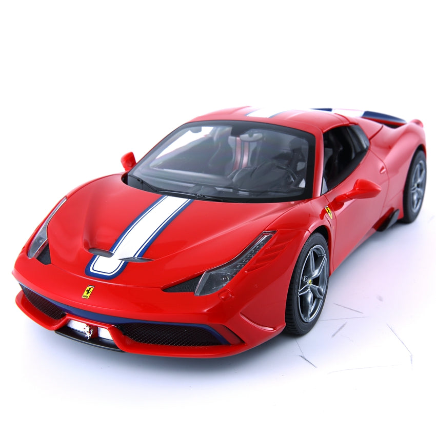 Ricco RC74500 Genuine Licensed 1: 14 Ferrari 458 Speciale A Licensed  Convertible Remote Control Car Red