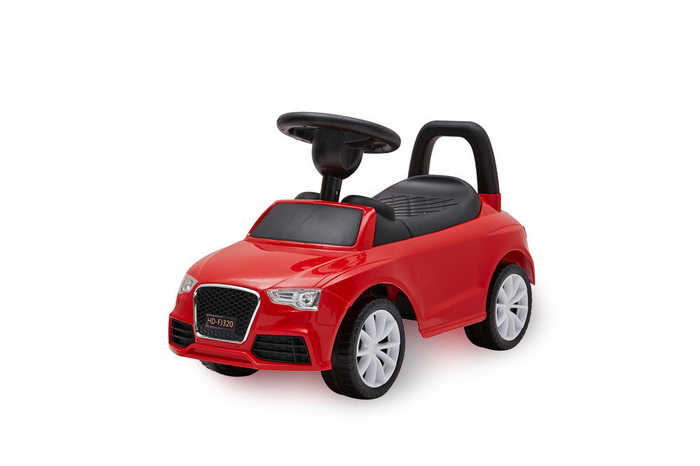 Audi Style Manual Ride On (Model:320) RED - RICCO® Toys