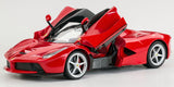 Ricco RC50100 Genuine Licensed 1: 14 La Ferrari F12 Open Door Remote Control Car Red - RICCO® Toys