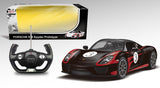 Ricco RC70710 Genuine Licensed 1: 14 Porsche 918 Spyder Weissach Performance Remote Control Car - RICCO® Toys