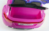 12V Battery Powered Kids Electric Ride On Toy Car (Model: F007) PINK - RICCO® Toys