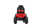 Kids 4x4 Mini Jeep Electric Ride On Foot to Floor Car Vehicle (Model: 810) RED - RICCO® Toys