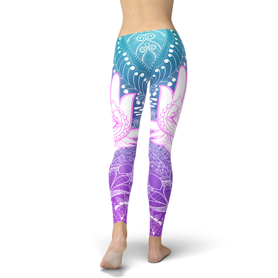 Hamsa Leggings (Light Version)