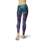 Hamsa Leggings (Dark Version)