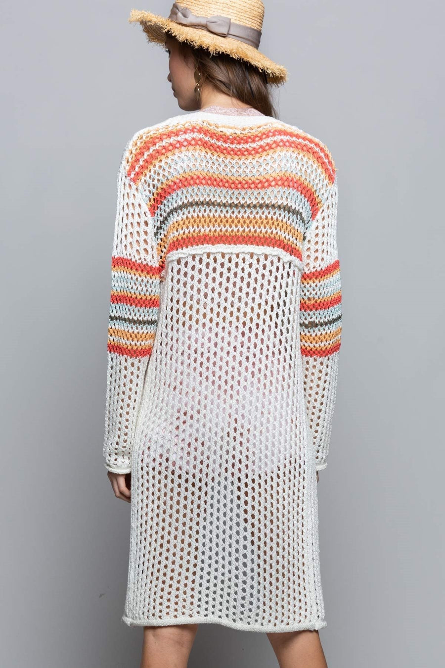 Lightweight Summer Cardi (Multi-Tone)