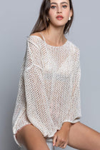 Lightweight Summer Pullover