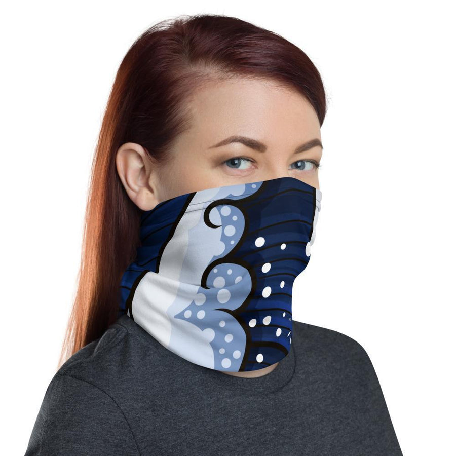 'Waves' Neck Gaiter
