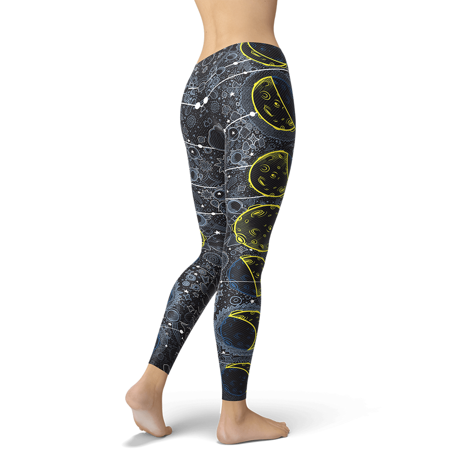 Moon Leggings (Dark Version)