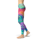 Pastel Space Leggings