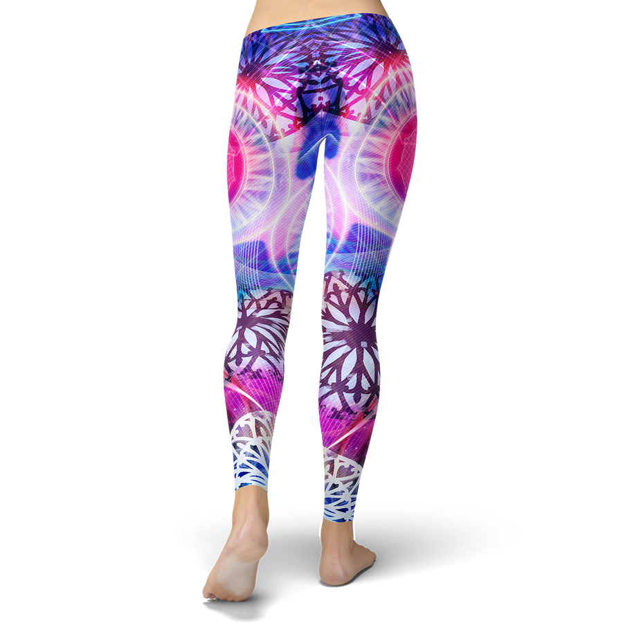 Tronscape Leggings