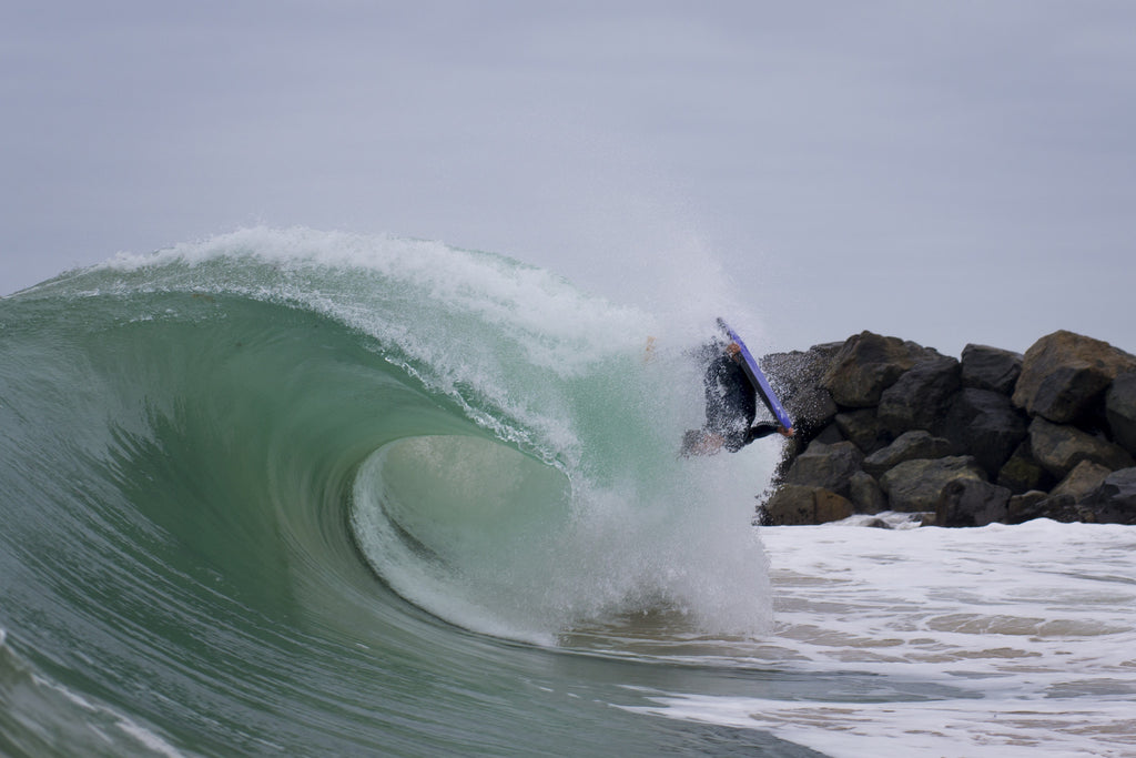 Stealth Bodyboards George Humphreys El Gringo MAndurah Wedge