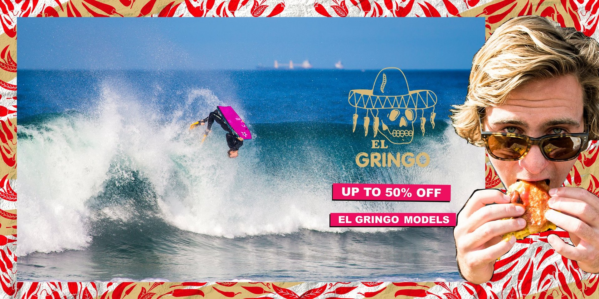 Stealth Bodyboards. High Quality brand producing Bodyboards, Swimfins, Flippers, Leashes, Accessories and other equipment. El Gringo George Humphreys Hawaii