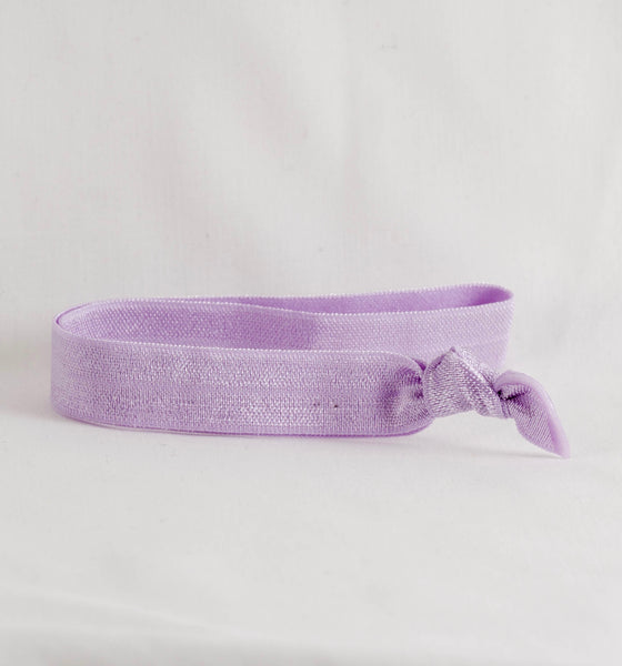 Ponytail Mail Lavender Headband