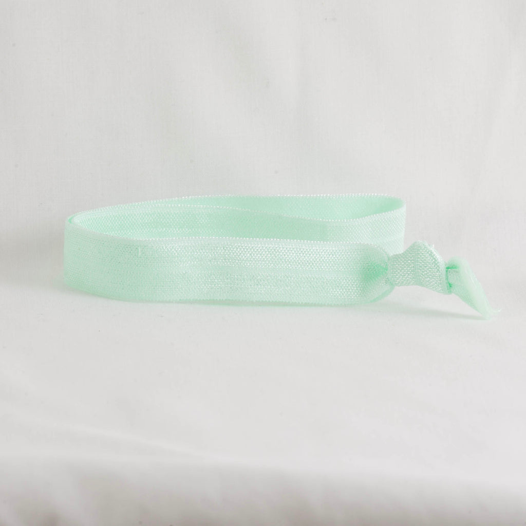 Ponytail Mail Mint Headband