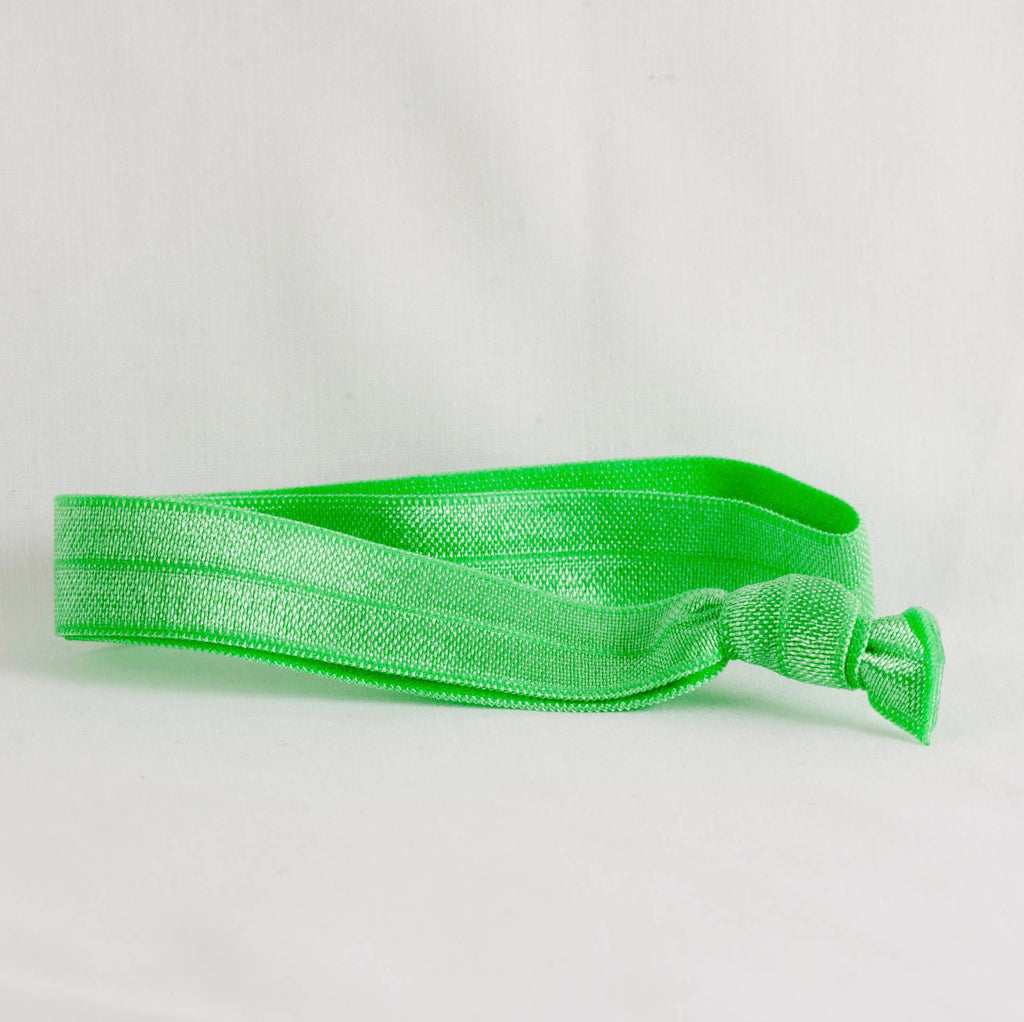 Ponytail Mail Lime Headband