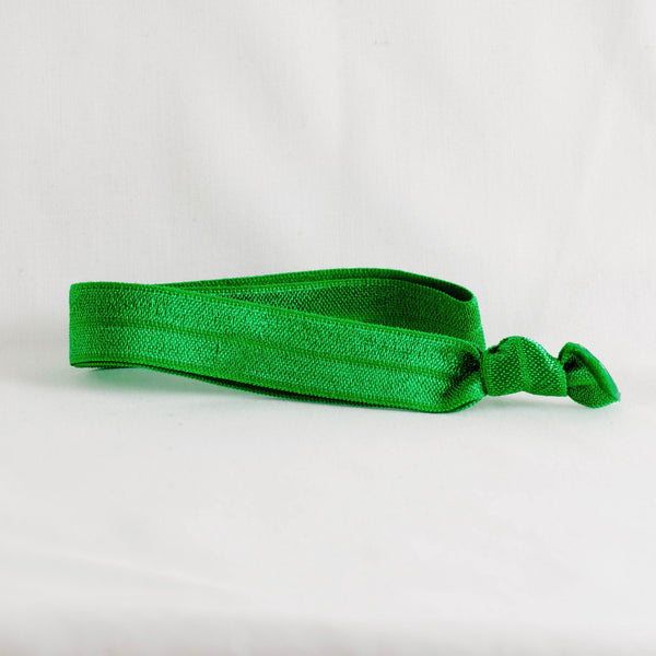 Ponytail Mail Green Headband