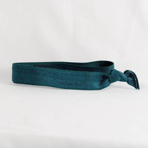 Ponytail Mail Hunter Green Headband