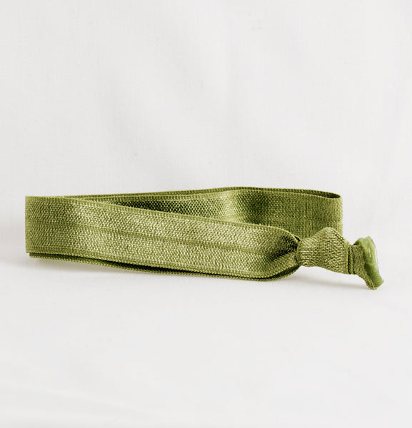 Ponytail Mail Sage Headband