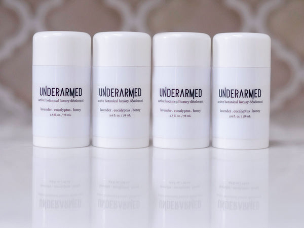 Underarmed - Four Pack (4 x 2.6oz)